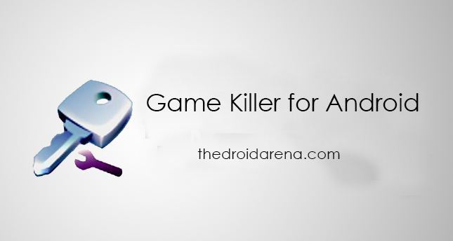 Install Game killer apk