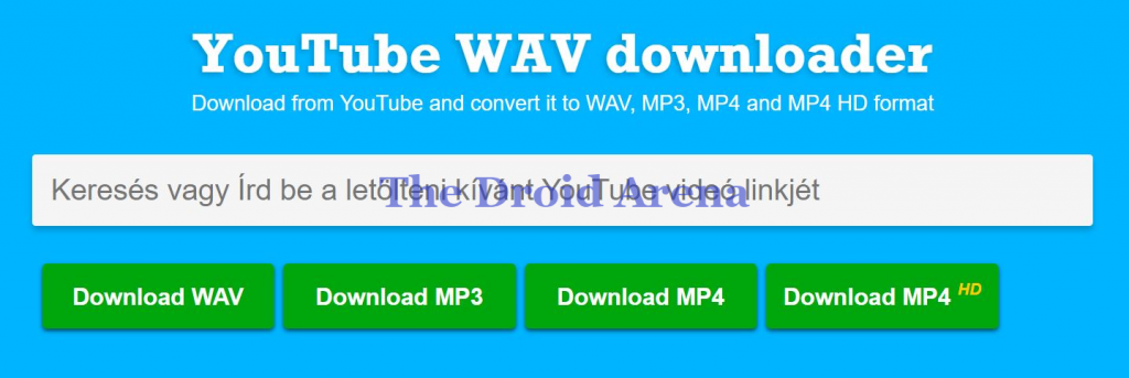 How To Convert Videos From YouTube to WAV Audio Format?