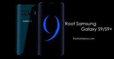 Root samsung galaxy s9/s9+