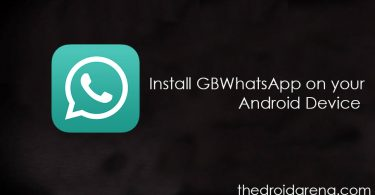 Latest GBWhatsApp APK Android