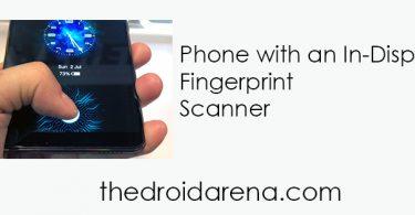 vivo new phone