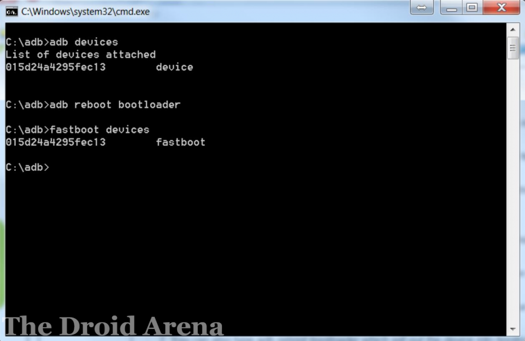 install-twrp-android-devices