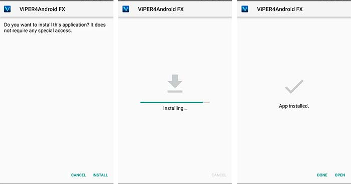 Install ViPER4Android on Android Oreo 8 0/8 1 without Root [Tutorial]