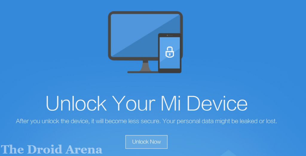 unlock-xiaomi Devices