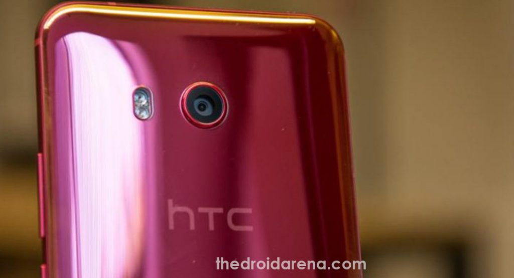 Root HTC U12