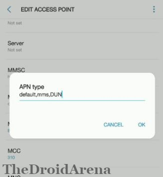 How-To] Edit APN Settings & Enable Native Hotspot in Samsung Galaxy S9