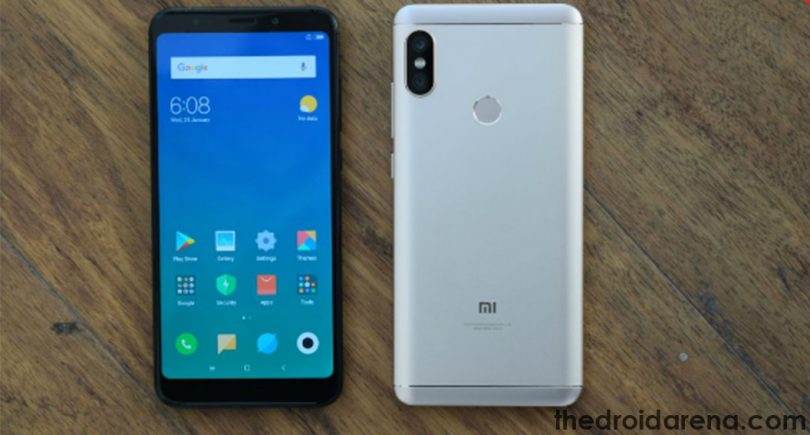 Install Xiaomi Mi A2 Camera Port on Redmi Note 5 Pro [GUIDE]