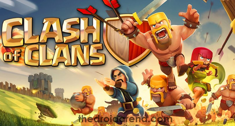 How To] Change Clash of Clans Email Account {Gmail ID
