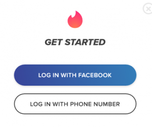 Log in with Phone Number