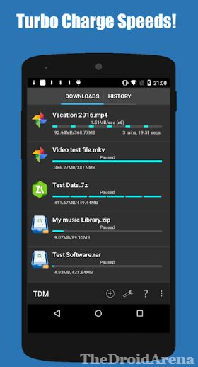turbo-download-manager-android