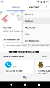 How to Lock Your Android Device Using Google Assistant - Step 5