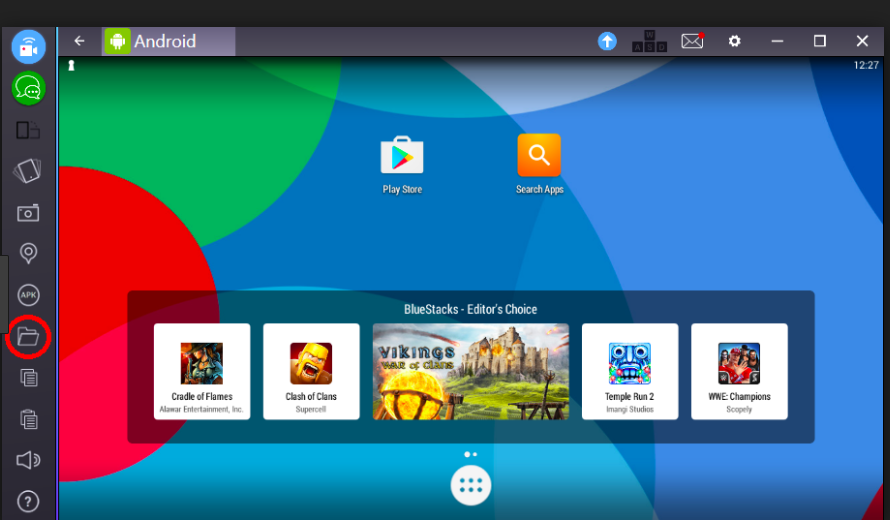 How to Transfer OBB File from PC to BlueStacks[OBB/Data/SD