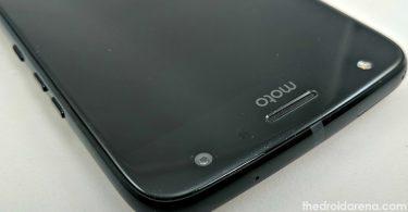 Oreo 8.1 on Moto x4