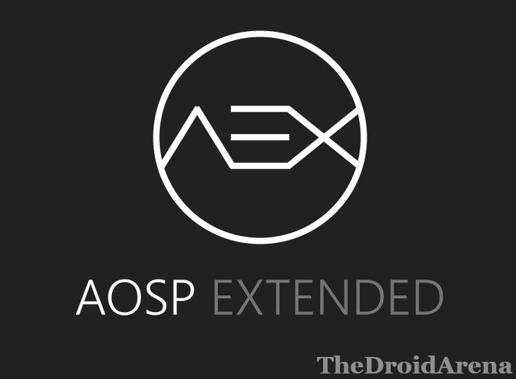 aosp-extended-roms-redmi