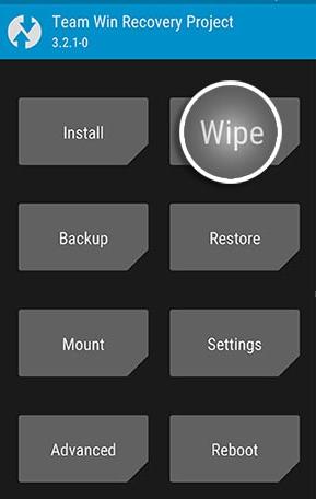 Select Wipe