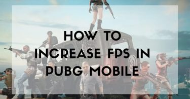 Improve FPS in PUBG Mobile