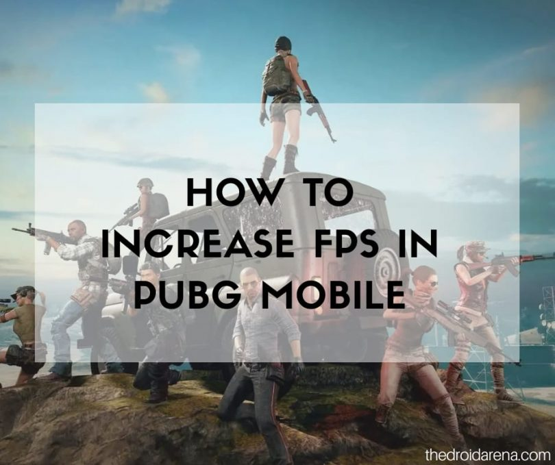How To Increase FPS [Ultra HD MODE] in PUBG Mobile for Android