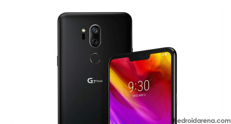 How to Root LG G7 Thinq
