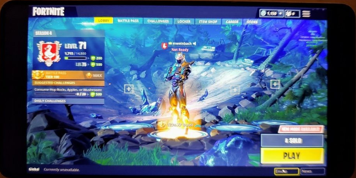 Play Fortnite Using Steam Link