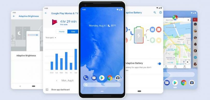 Download and Install android pie gapps