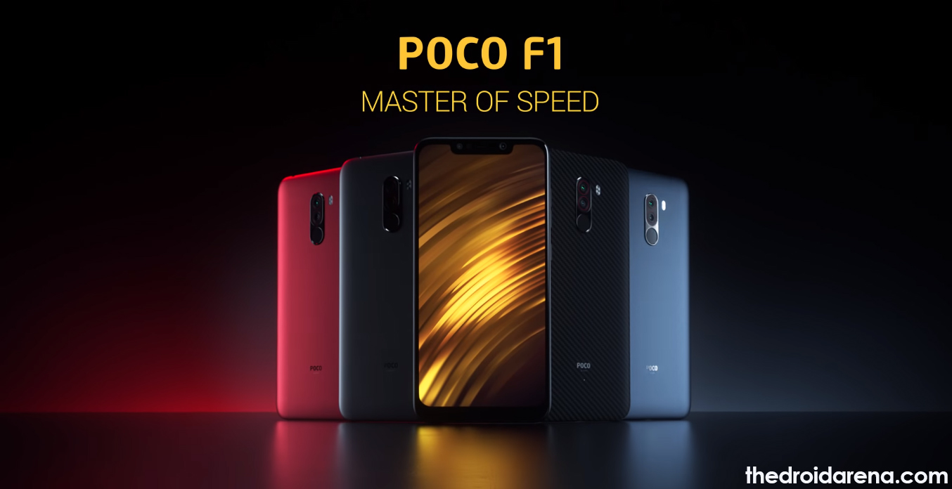 How To Install Android Pie (9 0) on Xiaomi POCO F1 [GSI Image]