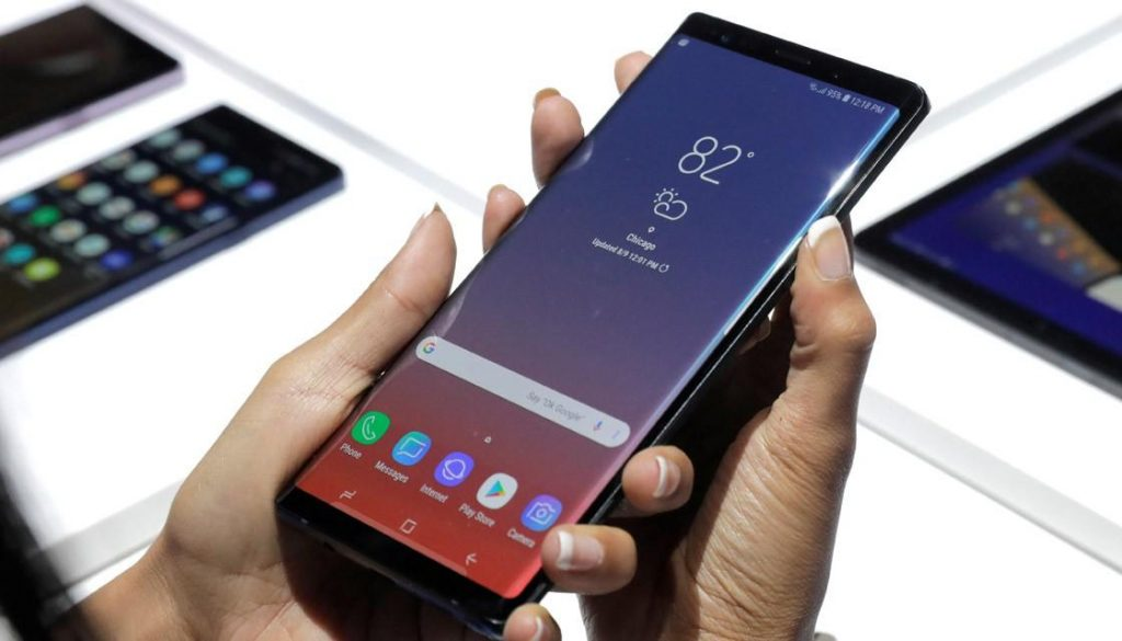 How to Reboot Galaxy Note 9 into Recovery Mode