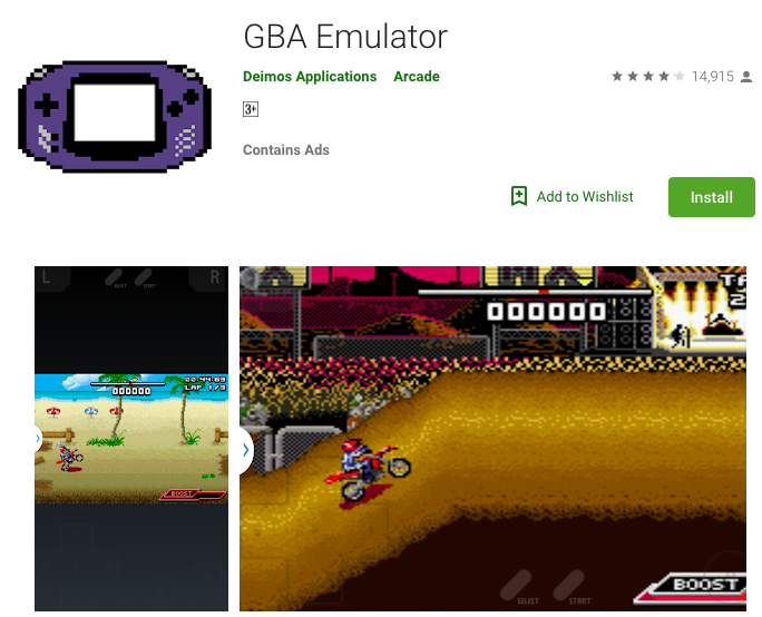 GBA Emulator - Best GBA Android Installer