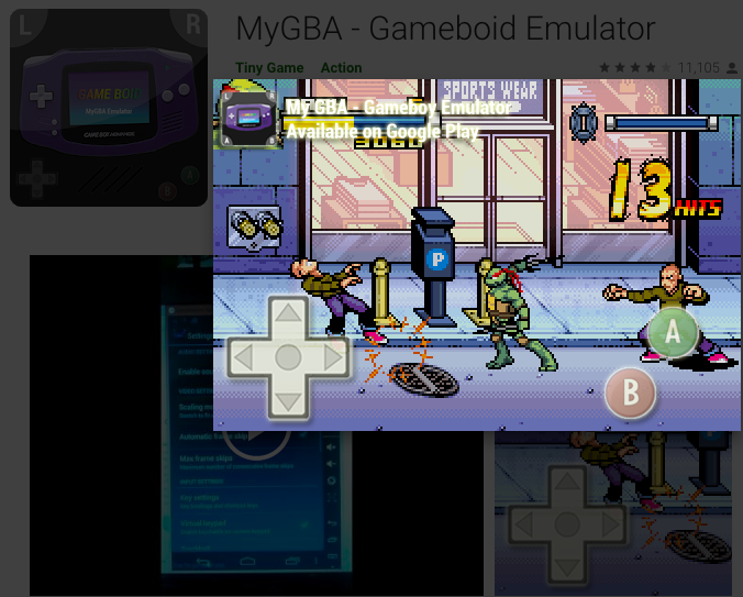 MyGBA Android Emulator Download Now