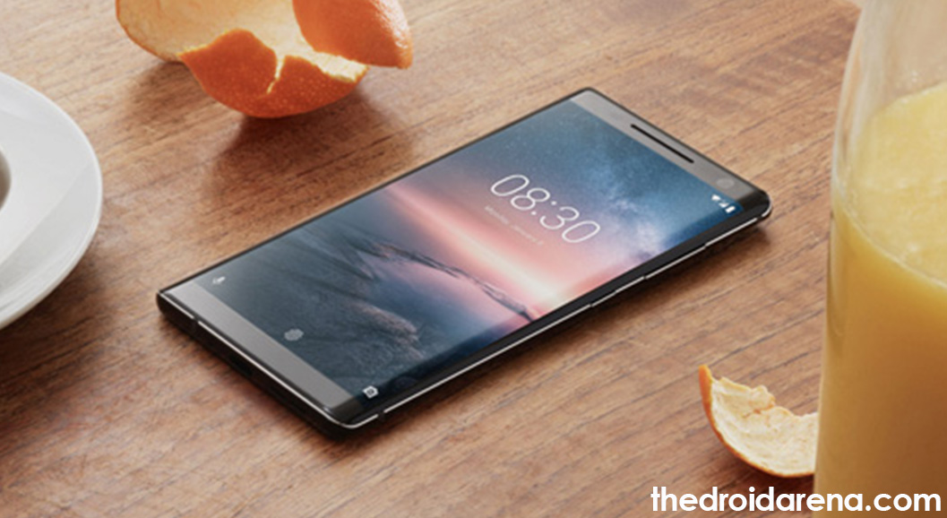 Unlock the bootloader of Nokia 8