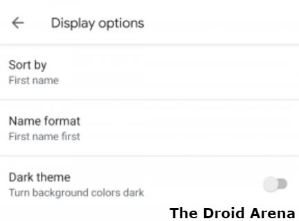 dark-theme-google-phone-app