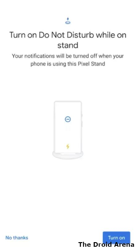 pixel-stand-app-launched
