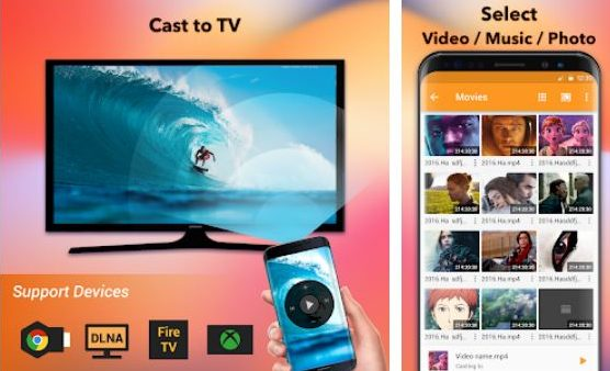 Cast To Tv - best app to cast on TV