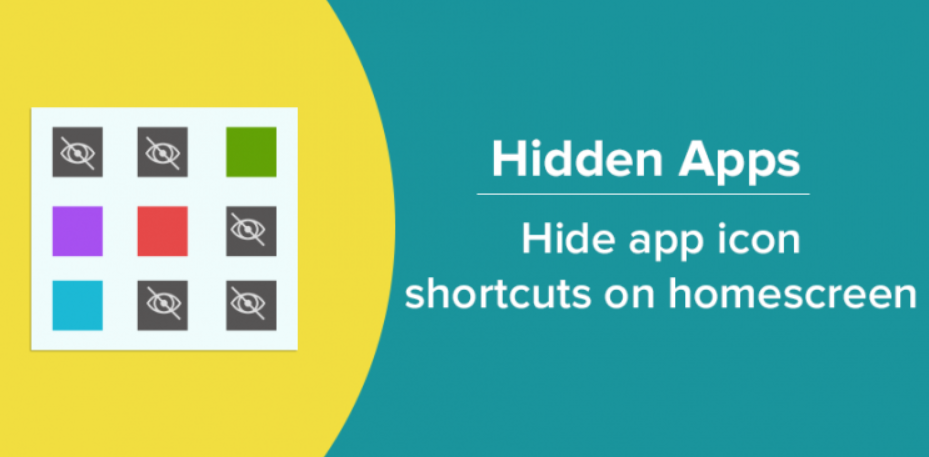 hide app icon on android