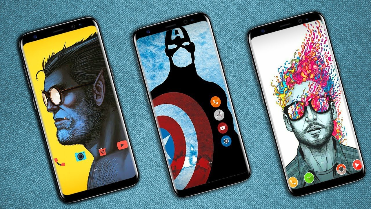 9 best free background and wallpaper apps for Android! 2020