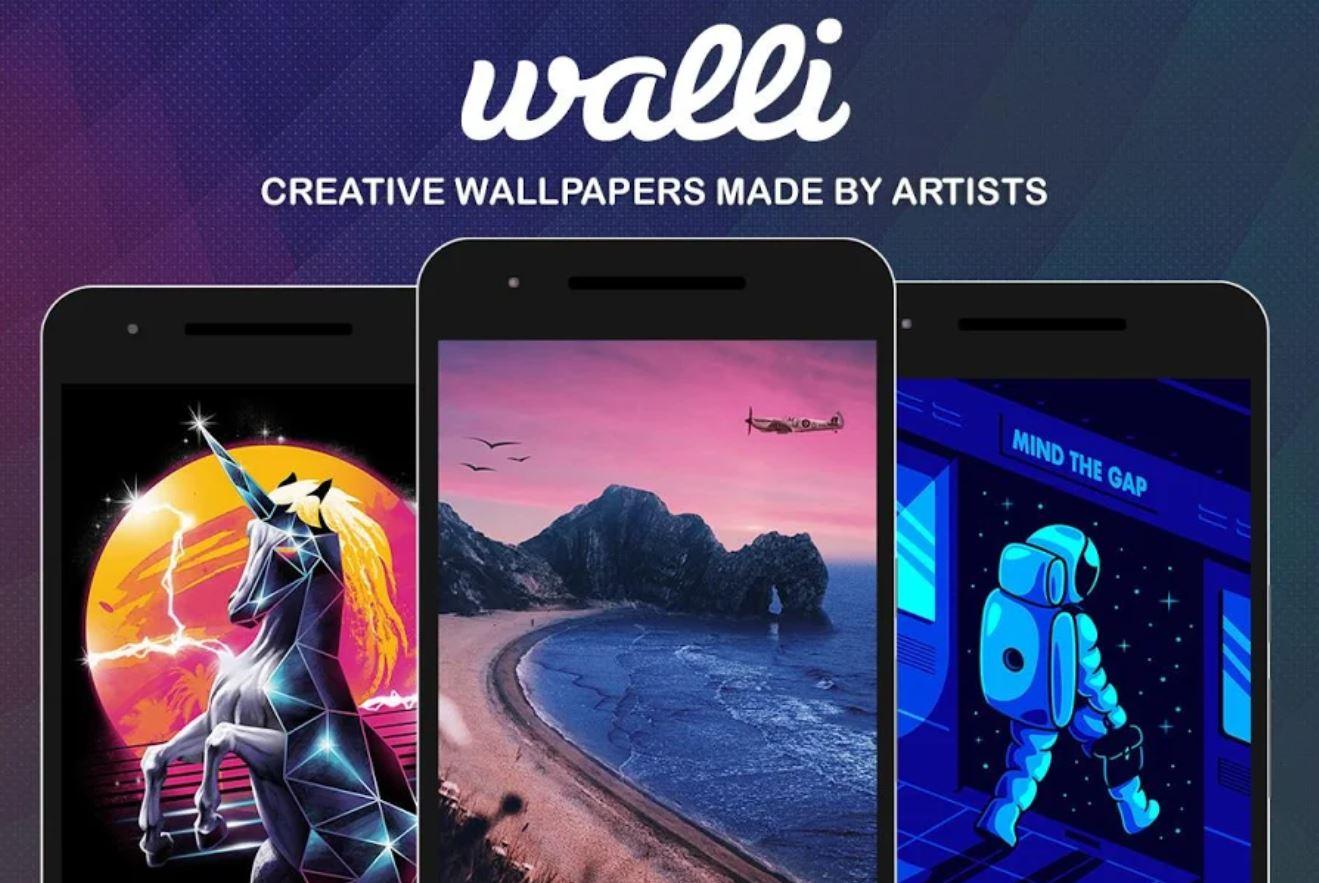 best-wallpaper-app-walli