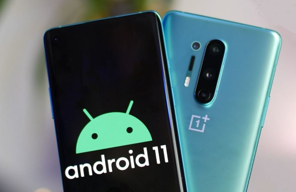 Android 11 for Pixel Series & OnePlus 8/OnePlus 8 Pro
